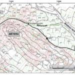 Mapa de Bétera y el acueducto