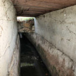 Interior del acueducto